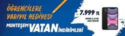 Elektronik ve Beyaz Eşya fırsatları İstanbul Vatan Bilgisayar kataloğu ( 3 gündür yayında )