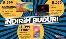 Ankara broşürdeki Vatan Bilgisayardan fırsatlar