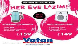 İstanbul broşürdeki Vatan Bilgisayardan fırsatlar