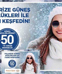 İstanbul Atasun Optik kataloğu ( 3 gündür yayında )