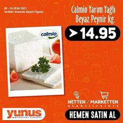 Süpermarket fırsatları İstanbul Yunus Market kataloğu ( 7 gün kaldı )