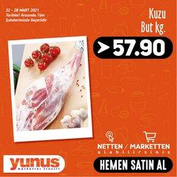 Ankara Yunus Market kataloğu ( Süresi geçmiş )