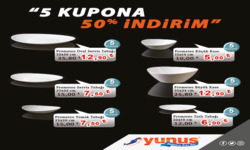 Ankara broşürdeki Yunus Marketdan fırsatlar