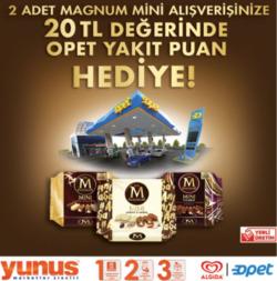 Malatya Yunus Market indirim kuponu ( 25 gün kaldı )
