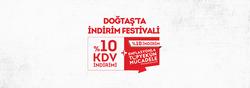 İzmir broşürdeki Doğtaşdan fırsatlar