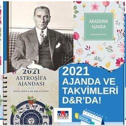 Kitap ve kırtasiye fırsatları Bursa D&R kataloğu ( Dün yayınlandı )