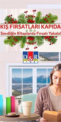 Kitap ve kırtasiye fırsatları Kastamonu D&R kataloğu ( 2 gündür yayında )
