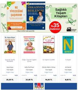 Kitap ve kırtasiye fırsatları Gebze D&R kataloğu ( 3 gündür yayında )