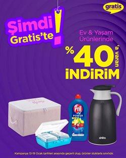 Kozmetik fırsatları İstanbul Gratis kataloğu ( 2 gün kaldı )