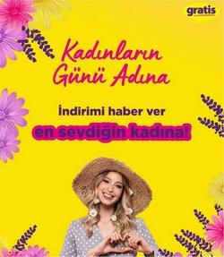 Kozmetik fırsatları Adana Gratis kataloğu ( 6 gün kaldı )