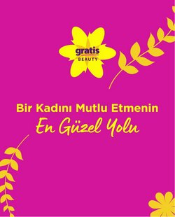 Kozmetik fırsatları Erzurum Gratis kataloğu ( 2 gün kaldı )