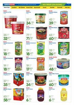 Süpermarket fırsatları Bizim Toptan kataloğu ( 14 gün kaldı )