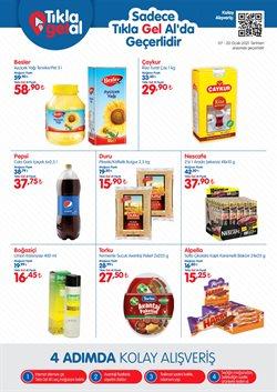Süpermarket fırsatları Bizim Toptan kataloğu ( 3 gün kaldı )