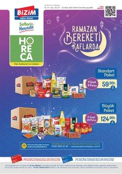 Süpermarket fırsatları Erzurum Bizim Toptan kataloğu ( 8 gün kaldı )