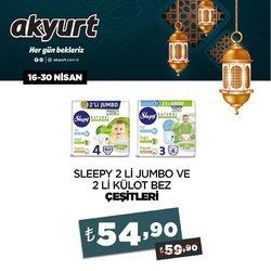 Ankara Akyurt Süpermarket kataloğu ( 7 gün kaldı )