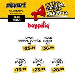 Ankara Akyurt Süpermarket kataloğu ( 2 gün kaldı )