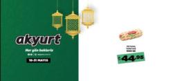 Ankara Akyurt Süpermarket indirim kuponu ( Dün yayınlandı )