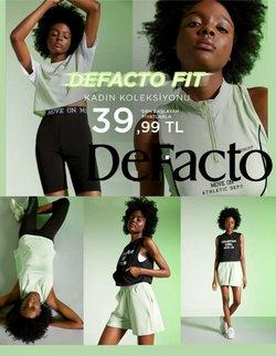 DeFacto broşürdeki DeFacto dan fırsatlar ( Dün yayınlandı)