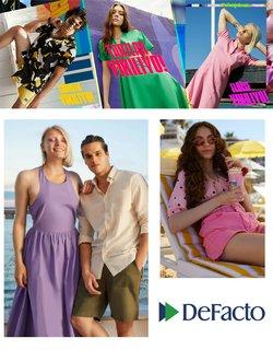DeFacto broşürdeki DeFacto dan fırsatlar ( 12 gün kaldı)