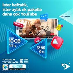 Türk Telekom kataloğu ( Süresi geçmiş )