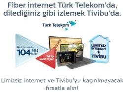 Türk Telekom broşürdeki Türk Telekom dan fırsatlar ( Süresi geçmiş)