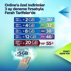 Türk Telekom broşürdeki Teknoloji ve Beyaz Eşya dan fırsatlar ( 3 gün kaldı)