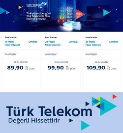 Türk Telekom broşürdeki Türk Telekom dan fırsatlar ( 10 gün kaldı)