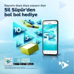 Türk Telekom broşürdeki Teknoloji ve Beyaz Eşya dan fırsatlar ( 2 gün kaldı)