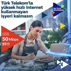 Türk Telekom broşürdeki Türk Telekom dan fırsatlar ( 7 gün kaldı)
