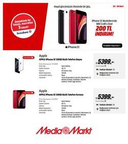 Media Markt kataloğu ( Bugün yayınlandı )