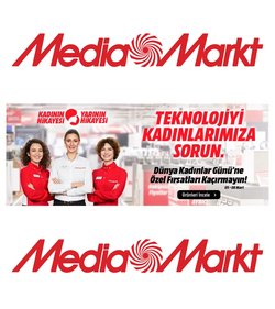 Media Markt kataloğu ( 2 gün kaldı )