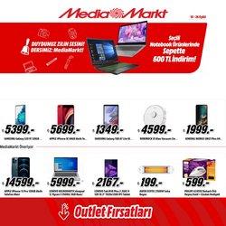 Media Markt broşürdeki Teknoloji ve Beyaz Eşya dan fırsatlar ( Bugün yayınlandı)