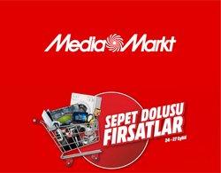 Media Markt kataloğu ( Bugün son gün)
