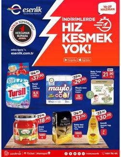 Esenlik broşürdeki Süpermarketler dan fırsatlar ( 5 gün kaldı)
