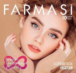 FARMASI broşürdeki Kozmetik ve Bakım dan fırsatlar ( 14 gün kaldı)