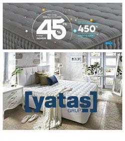 Ev ve Mobilya fırsatları Bursa Yataş Bedding kataloğu ( 6 gün kaldı )