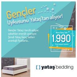 İstanbul Yataş Bedding kataloğu ( Bugün son gün )