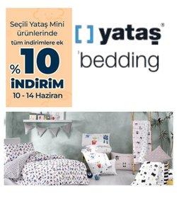Yataş Bedding broşürdeki Yataş Bedding dan fırsatlar ( 6 gün kaldı)