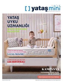 Yataş Bedding broşürdeki Ev ve Mobilya dan fırsatlar ( Bugün yayınlandı)