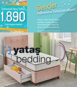 Yataş Bedding broşürdeki Ev ve Mobilya dan fırsatlar ( Dün yayınlandı)
