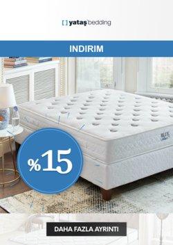 Yataş Bedding broşürdeki Yataş Bedding dan fırsatlar ( 29 gün kaldı)