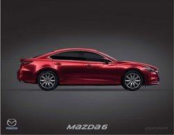 Mazda broşürdeki Araba ve Motorsiklet dan fırsatlar ( 8 gün kaldı)