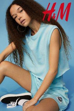 H&M broşürdeki H&M dan fırsatlar ( Uzun geçerlilik)