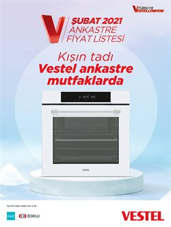 Vestel kataloğu ( Yarın son gün )