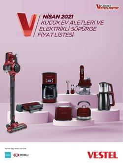 Adana Vestel kataloğu ( 2 gündür yayında )
