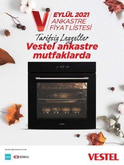 Vestel broşürdeki Teknoloji ve Beyaz Eşya dan fırsatlar ( 11 gün kaldı)