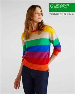 United Colors of Benetton kataloğu ( Süresi geçmiş )