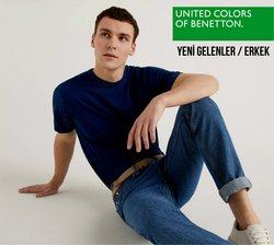 United Colors of Benetton kataloğu ( Uzun geçerlilik )