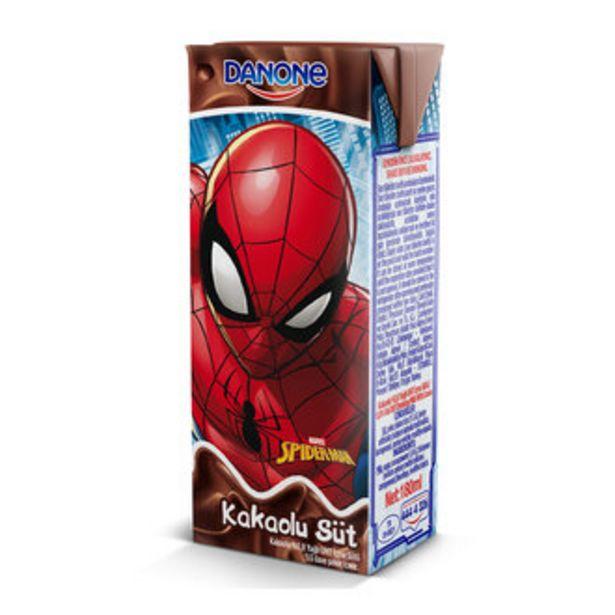 2,51 TL fiyatına Danone Disney Kakaolu Süt 180 Ml