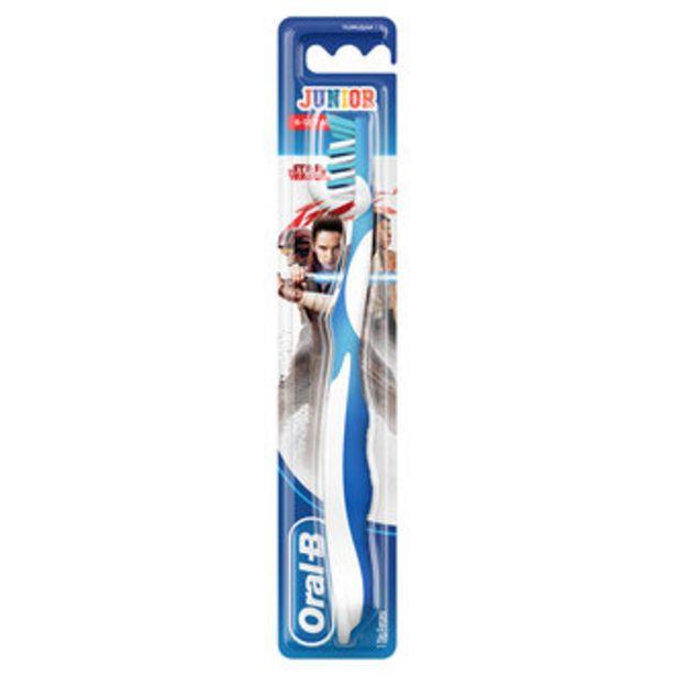 14,94 TL fiyatına Oral-B Junior 6+ Diş Fırçası